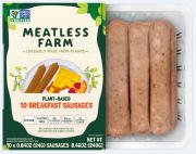 Meatless Farm Plant-Based Breakfast Sausages