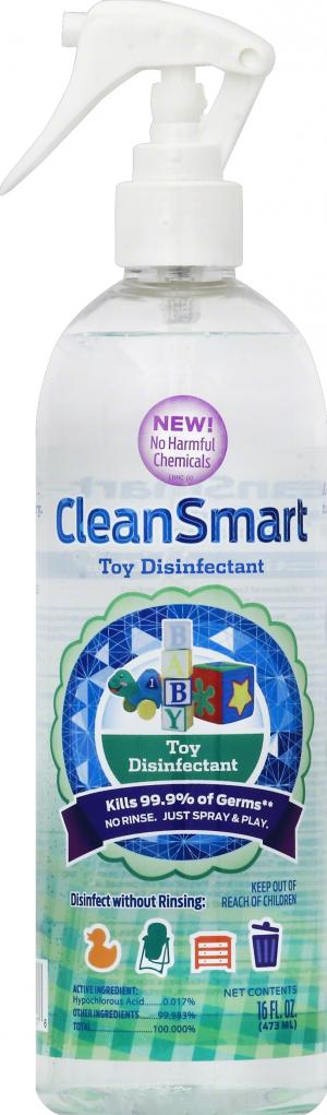 Clean Smart Toy Disinfectant