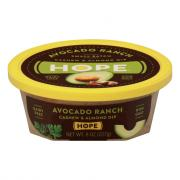 Hope Avocado Ranch Cashew & Almond Dip