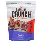 Catalina Crunch Fruity Keto Friendly Cereal