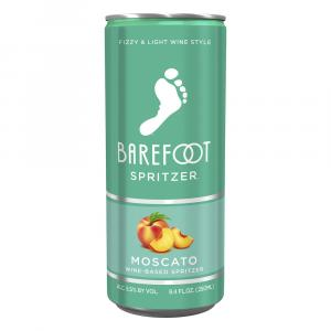 Barefoot Refresh Moscato Cans Singles