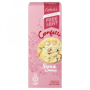 Cybele's Free to Eat Gluten Free Confetti Superb Cookies