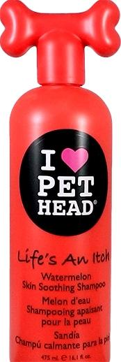 Pet Head Life's An Itch Watermelon Skin Soothing Shampoo