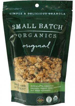 Small Batch Organics Original Granola