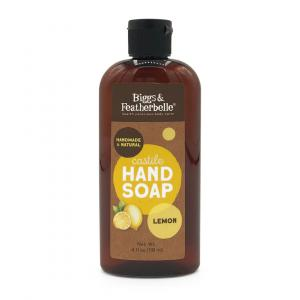 Bigg's & Featherbelle Lemon Castile Hand Soap