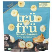 Tru Fru Nature's Bananas in Peanut Butter & Dark Chocolate