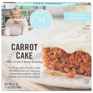 Martha Stewart Kitchen Carrot Cake Cream Cheese Frosting