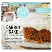Martha Stewart Kitchen Carrot Cake Cream Cheese Frosting