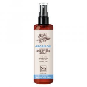 Soapbox Argan Oil Anti-Frizz Smoothing Serum