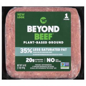 Beyond Meat Beyond Beef Brick