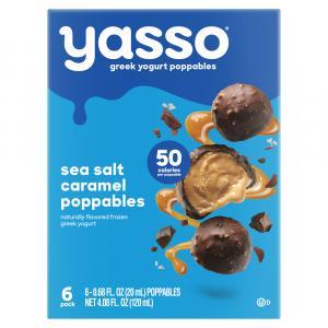 Yasso Sea Salt & Caramel Poppables