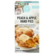 Martha Stewart Kitchen Peach & Apple Hand Pies