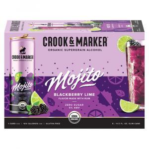 Crook & Marker Blackberry Lime Mojito