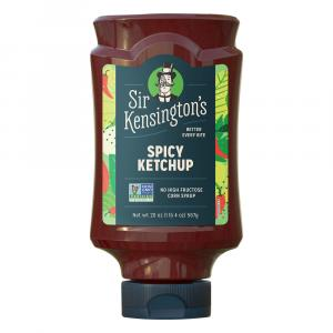 Sir Kensington's Spicy Ketchup with Jalapeno Heat