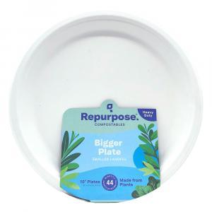 "Repurpose 10"" Heavy Duty Plates"