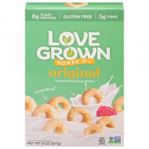 Love Grown Foods Original Power O's Cereal