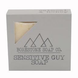 Borestone Sensitive Guy Soap Bar