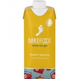 Barefoot Wine-to-go Pinot Grigio