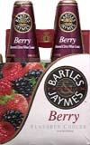 Bartles & Jaymes Exotic Berry Wine Coolers
