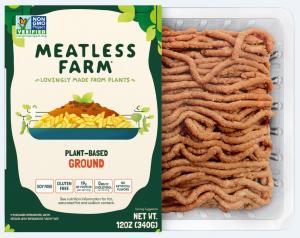 Meatless Farm Plant-Based Ground