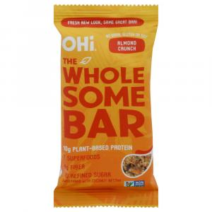 OHI Almond Crunch Bar