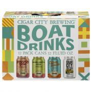 Cigar City Brewing Boat Drinks