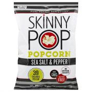 Skinny Pop Popcorn Black Pepper