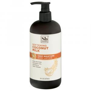 Soapbox Coconut Milk & Sandalwood Moisturizing Body Lotion