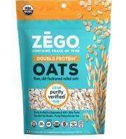 Zego Organic Double Protein Oats