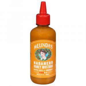 Melinda's Habanero Honey Mustard Pepper Sauce & Condiment