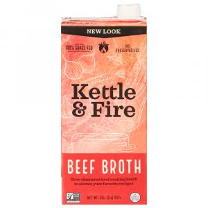 Kettle & Fire Organic Beef Broth