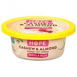 Hope Vanilla Bean Cashew & Almond Dip