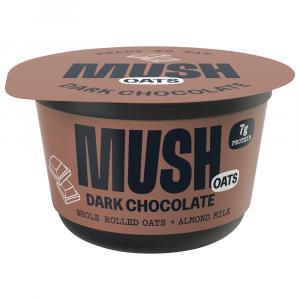 Mush Overnight Oats Dairy Free Dark Chocolate Yogurt