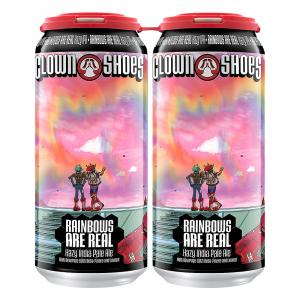Clown Shoes Rainbows Are Real IPA