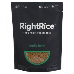 RightRice Garlic Herb