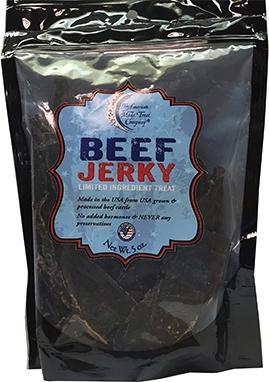 American Made Treat 100% Beef Jerky Dog Treats