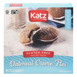 Katz Gluten Free Oatmeal Creme Pies