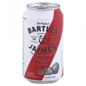 Bartles & Jaymes Watermelon Mint Wine Coolers