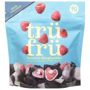 Tru Fru Whole Raspberries in Premium White & Dark Chocolate