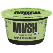 Mush Overnight Oats Dairy Free Apple Cinnamon Yogurt