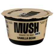 Mush Overnight Oats Dairy Free Vanilla Bean Yogurt