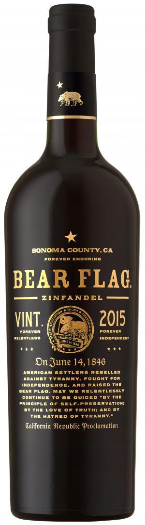 Bear Flag Zinfandel