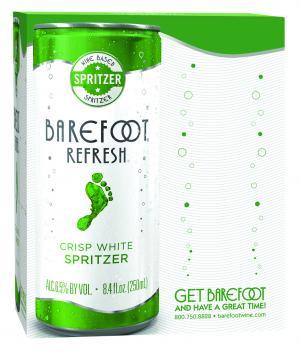 Barefoot Refresh Spritzer Crisp White