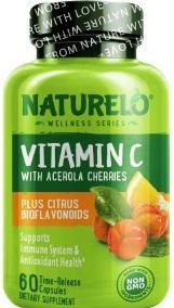 Naturelo Vitamin C Capsules