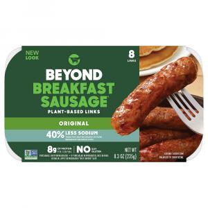 Beyond Meat Breakfast Sausage Links