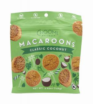 Choomi Coconut Macaroons
