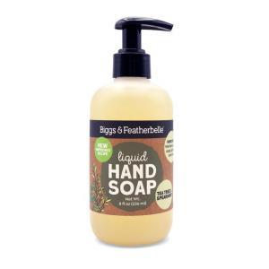 Bigg's & Featherbelle Tea Tree & Spearmint Liquid Hand Soap
