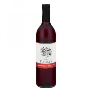 Tisdale Sweet Red Wine