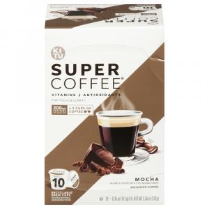 Kitu Super Coffee Pods Mocha