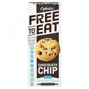 Cybele's Free to Eat Gluten Free Chocolate Chip Cookies